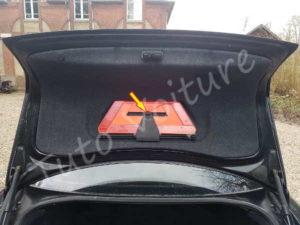 Garniture coffre Audi A4 B6 - Tutovoiture