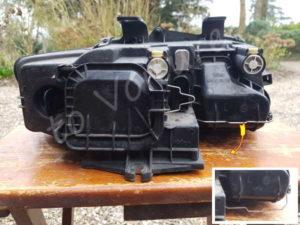 Cache poussiere Audi A4 B6 - Tutovoiture