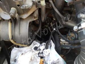Localisation filtre à huile - Peugeot 308 CC - Tutovoiture