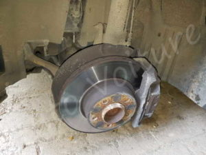 Plaquettes et disques BMW E60 série 5 - Tutovoiture