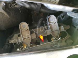 Cache poussière ampoule - Renault Espace 3 Phase 1 - Tuto voiture