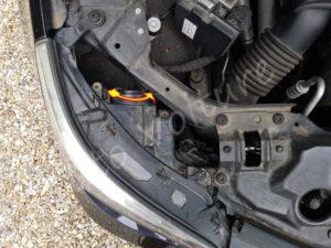 accéder aux feux de croisements BMW E60 série 5 - Tutovoiture