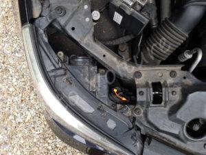 Accès ampoule phare- BMW E60 série 5 - Tutovoiture