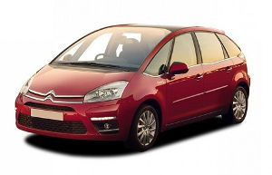 Citroën C4 Picasso - Tutovoiture