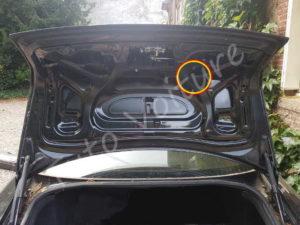 Problème serrure coffre - Audi A4 B6 - Tuto voiture