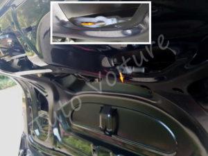 moteur coffre - Audi A4 B6 - Tuto voiture