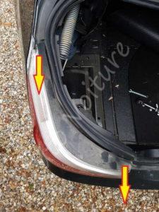 Démontage bloc optique BMW E60 série 5 - Tutovoiture