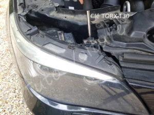 Vis optique - BMW E60 serie 5- Tuto voiture