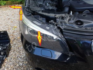 Sortir optique - BMW E60 série 5 - Tutovoiture