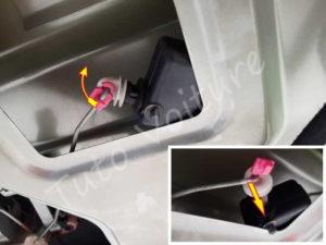 Démontage servomoteur - Renault Kangoo - Tuto voiture