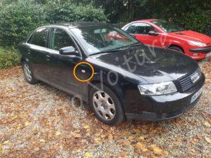 Remplacer répétiteur clignotant - Audi A4 - Tuto voiture