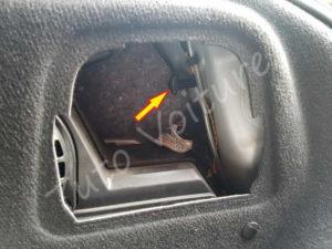 Fixation optique arrière - Citroën DS3 - Tuto voiture