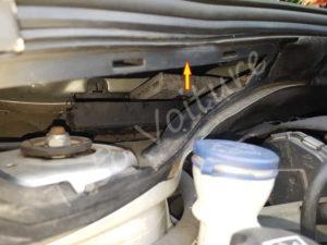 Remplacer filtre habitacle - Citroën DS3 - Tuto voiture