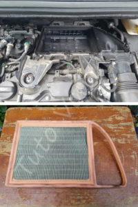 Changer Filtre à air - Citroën DS3 - Tuto voiture