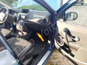 changer filtre habitacle clio 3 - Renault Clio 3 - Tutovoiture