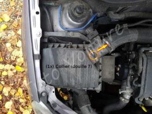 Ouvrir boîte à air - Opel Corsa C - Tuto voiture