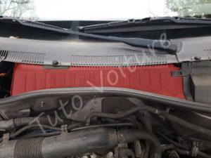 ou se trouve le filtre à pollen - Opel Corsa C - Tutovoiture