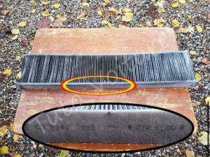 Changer filtre habitacle - Ford Mondeo - Tuto voiture