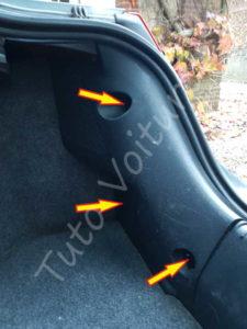 Fixation bloc feux arriere - Ford Mondeo 3 - Tuto voiture