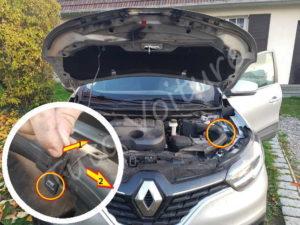 Remplacer filtre à air - Renault Kadjar - Tutovoiture