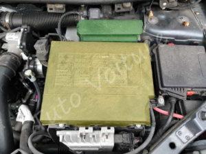 Protection batterie et bloc filtre à air - Renault Mégane - Tuto voiture