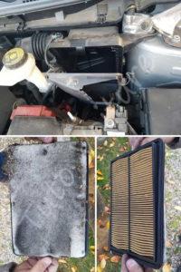 Remplacement du filtre à air - Renault Kadjar - Tutovoiture