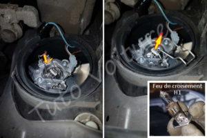 Déverrouiller l'ampoule de code - Opel Corsa C - Tutovoiture