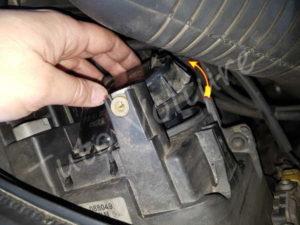 Ouvrir boite eclairage - Audi A4 B6 - Tuto voiture