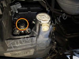 Emplacement veilleuse Audi A4 B6 - Audi A4 B6 - Tuto voiture