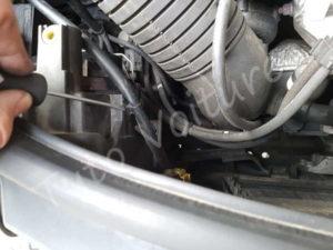 Agrafe câble Audi A4 B6 - Tutovoiture