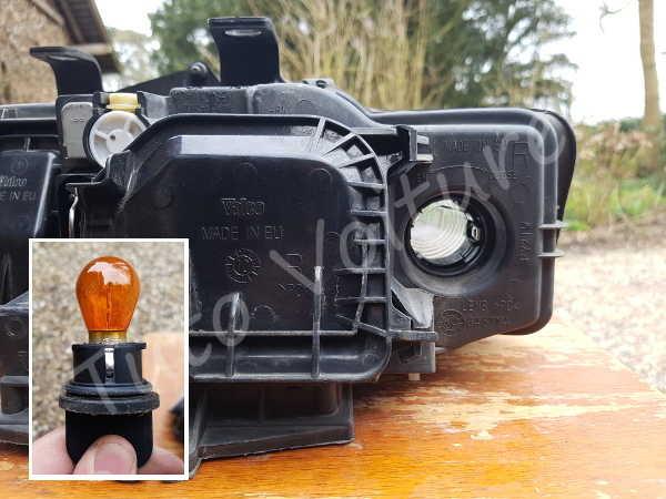Ampoule clignotant Audi A4 B6 - Tutovoiture