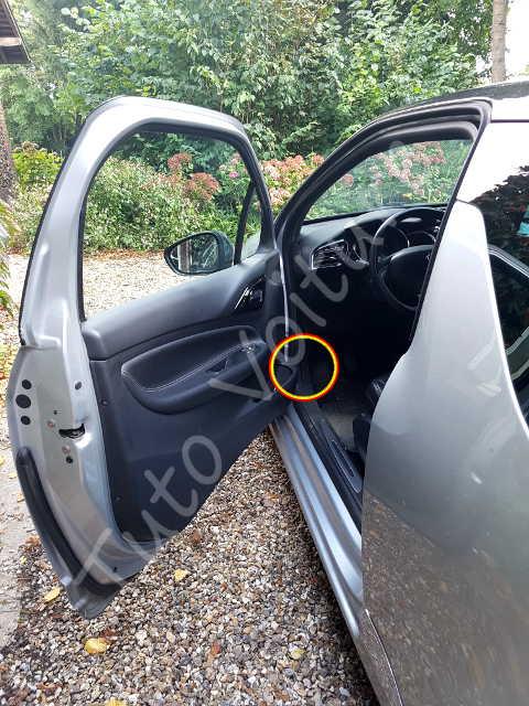 Ouvrir Capot Citroën Ds3