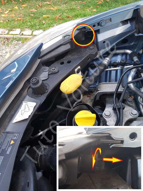 Ampoule Avant Renault Clio Comment Les Changer Tuto Voiture