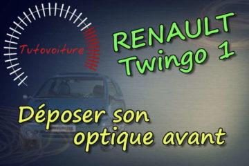 Changer son optique - renault twingo
