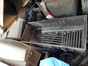 nettoyer compartiment boite à air - Volkswagen Tiguan phase 1 - Tutovoiture