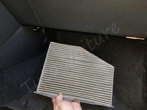 Filtre à pollens - Volkswagen Tiguan phase 1 - Tutovoiture