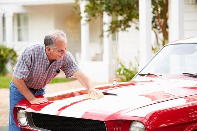laver sa voiture