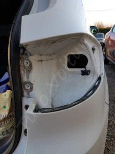Vue sans l'optique arrière - Volkswagen Tiguan - Tutovoiture
