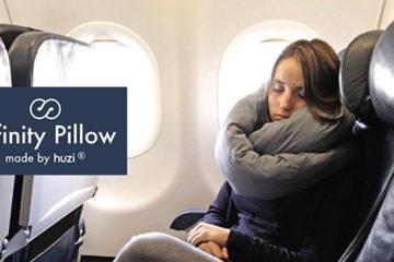 HUZY Infinity Pillow