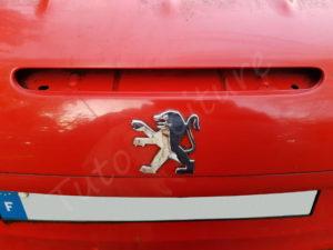 3eme feu stop - Peugeot 206cc - Tutovoiture
