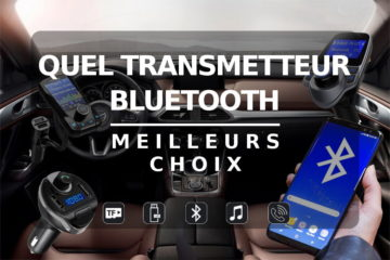 Choisir son transmetteur bluetooth allume cigare
