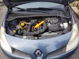 Faire sa vidange Renault Clio 3