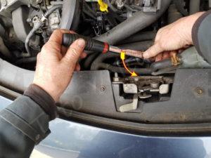 Remplacer le filtre à huile Renault Clio 3