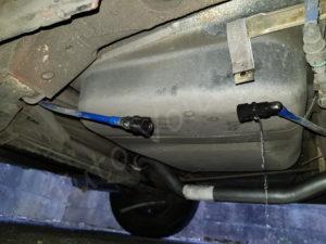 Changer le filtre à carburant - Opel Corsa