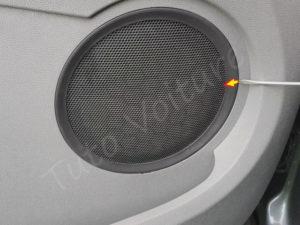 Remplacer enceinte avant - Renault Clio 3
