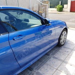 BMW F21 côté passager