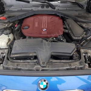 cache moteur bmw serie 1 F21