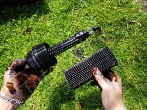 Changer le filtre a huile bmw serie 5 E60