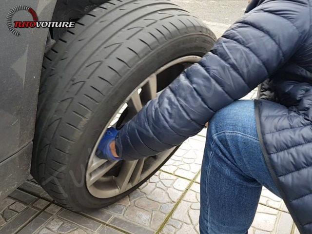 Retirer roue bmw série 3 F30