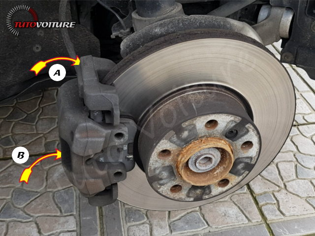 Changer plaquettes de frein BMW 3 F30
